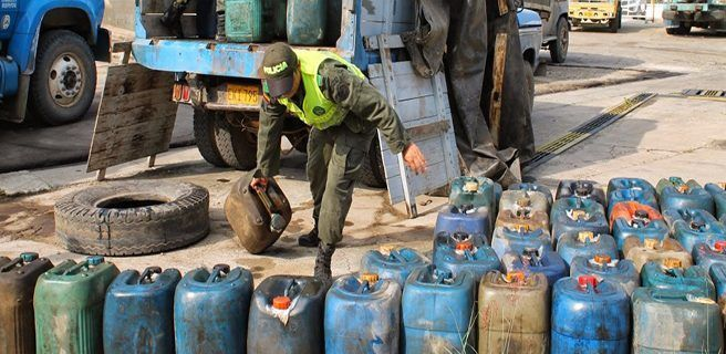 Brasil inicia operación contra contrabando de combustible desde Venezuela
