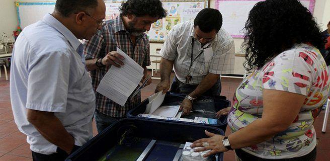 Reubican 199 centros de votación