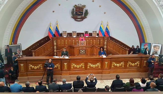 CNE presenta informe de elecciones
