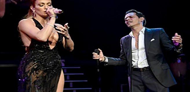 Marc Anthony y JLo organizan concierto de estrellas por víctimas de desastres