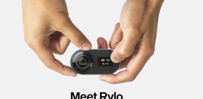 Rylo lanza su sencilla cámara de 360 grado