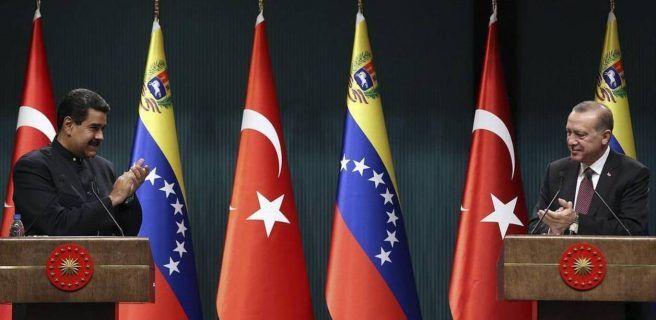 Maduro inició retorno a Caracas