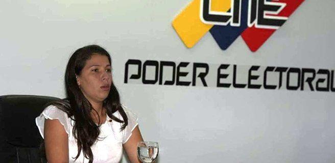 CNE llama a electores a verificar centros donde votarán el 15-O