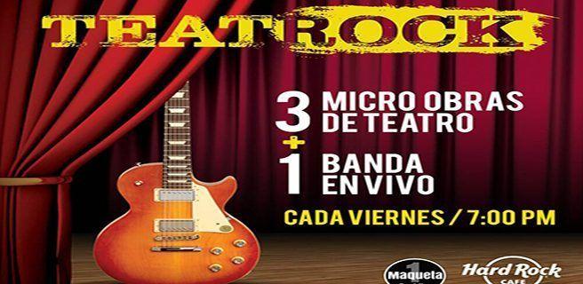 Hard Rock Café une el teatro y la música con el estreno de TeatRock