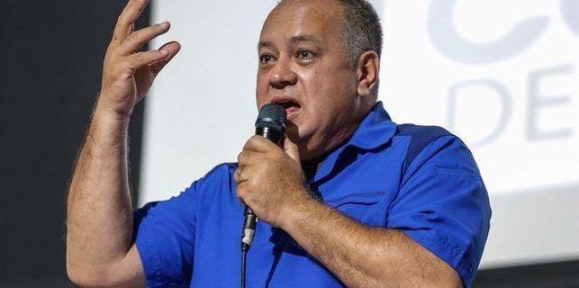 Cabello: EEUU no permite ingresar la ayuda de Venezuela a Puerto Rico