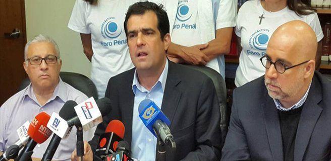 FPV asegura que Ley de Amnistía es competencia de la AN