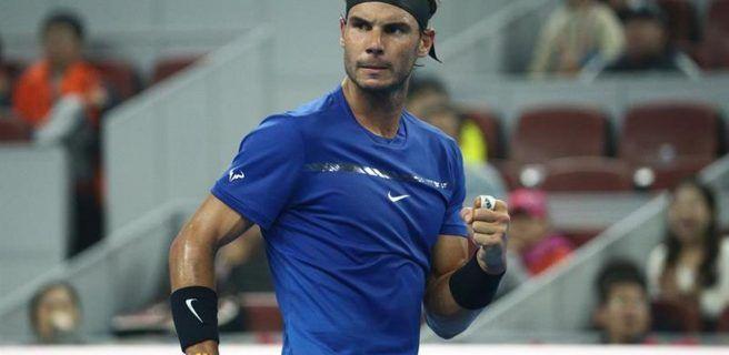 Nadal, Federer, Del Potro y Ramos a cuartos en Shanghái