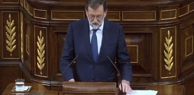 """Rajoy, sobre Cataluña: """"No hay mediación posible ante la desobediencia y la ilegalidad"""""""
