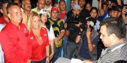Proclaman a Noguera gobernador de Bolívar