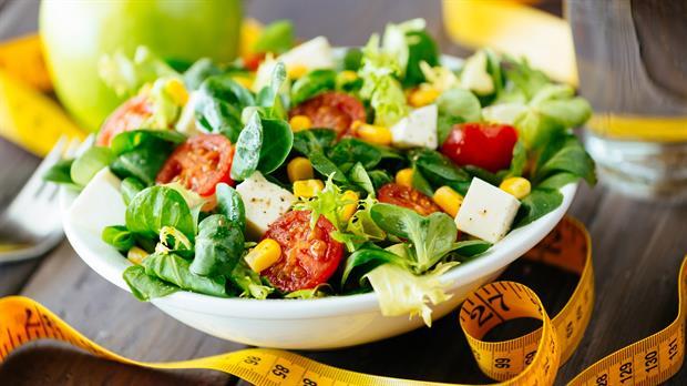 La dieta formulada contiene bajo nivel calórico