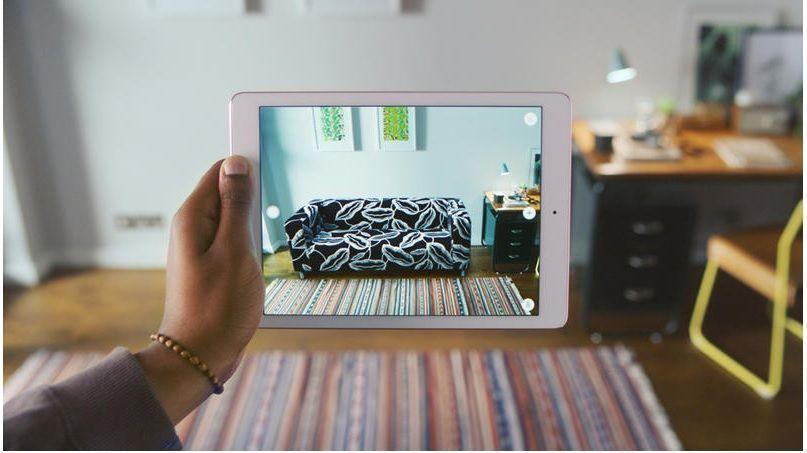 Ikea Place te da un entorno de realidad aumentada para ver tu hogar decorado en un futuro