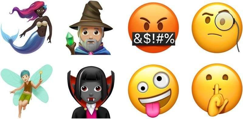 Los emojis de Halloween de Whatsapp son muy llamativos