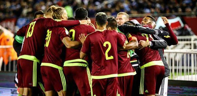 Venezuela choca este martes contra Paraguay en último partido de eliminatorias