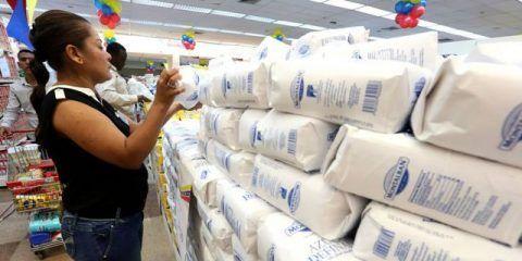 Precio acordado del kilo de azúcar es de 18.900 bolívares