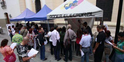 Campaña y ferias electorales para municipales comienzan este jueves