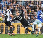 Sampdoria se lleva por los cachos a la Juve