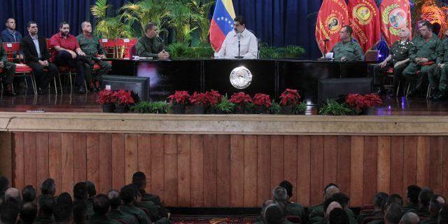 Maduro: en 2018 habrá presidenciales