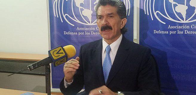 Rafael Narváez: Ley contra el odio viene impregnada de venganza y resentimiento