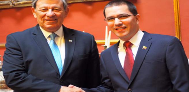 Uruguay exhorta a Venezuela pagar deuda