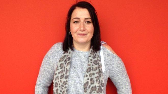 La endometriosis dificulta la vida de Carrie-Mae Macmillan