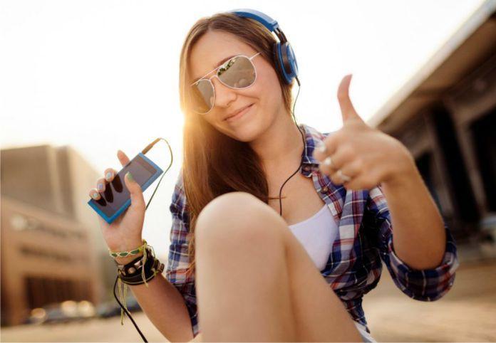A veces esuchamos música todos los dias o haciendo cualquier oficio