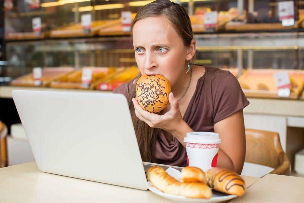 El estrés va intimamente relacionado con la obesidad
