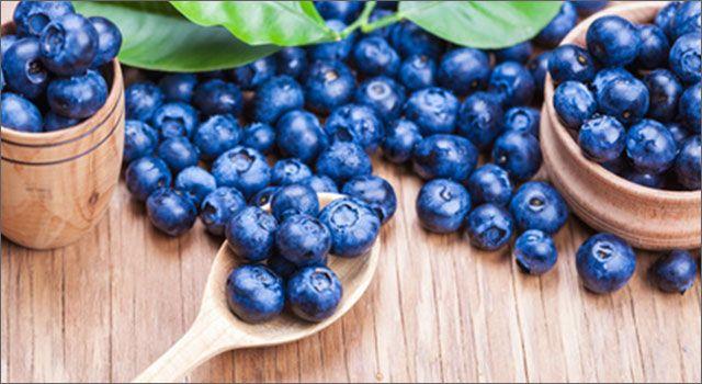 Los arándanos son útiles en el tratamiento del Alzheimer