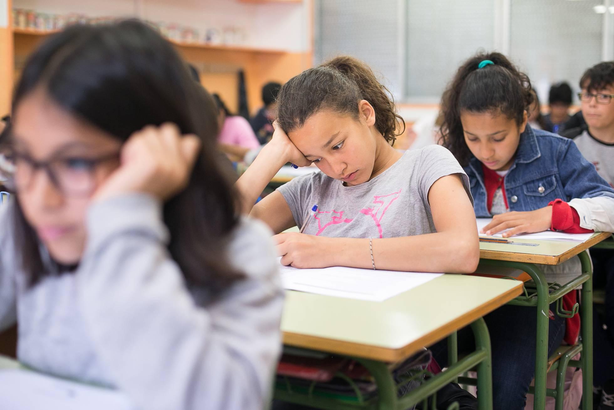 Los niños son mas propensos a desarrollar sus habilidades cognitivas en áreas verdes