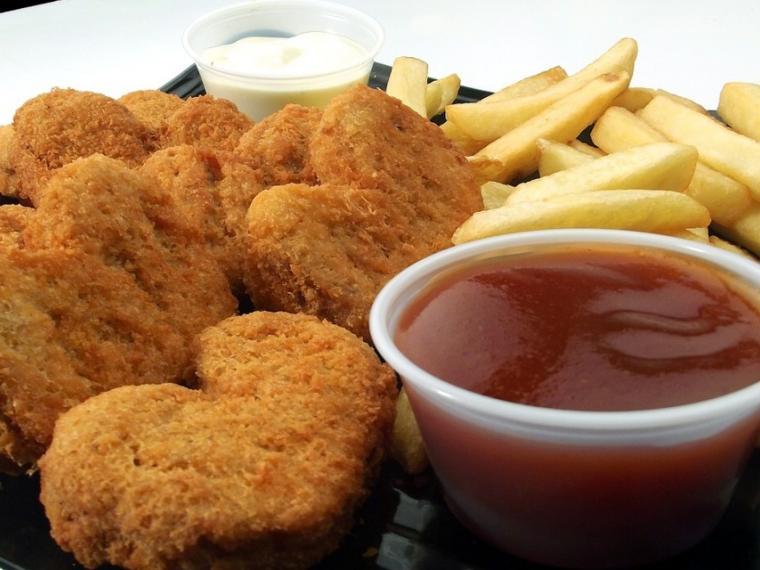 Las comidas con suficientes aditivos pueden dar pie a varios tipos de cáncer