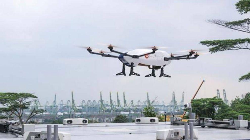 Los drones son una de las tecnologias mas candentes del futuro. Airbus ya apuesta a eso