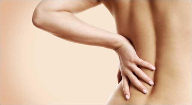 El dolor lumbar puede ser un problema crónico en buena parte de la población