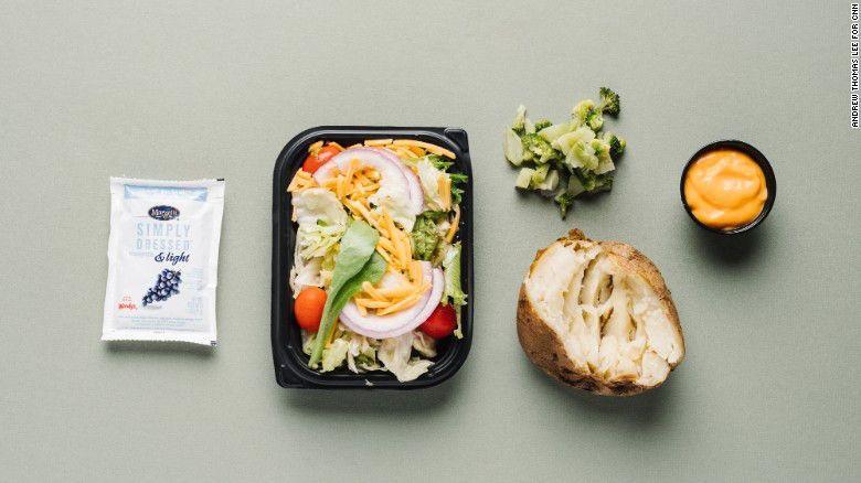 La comida sana le da gusto al organismo