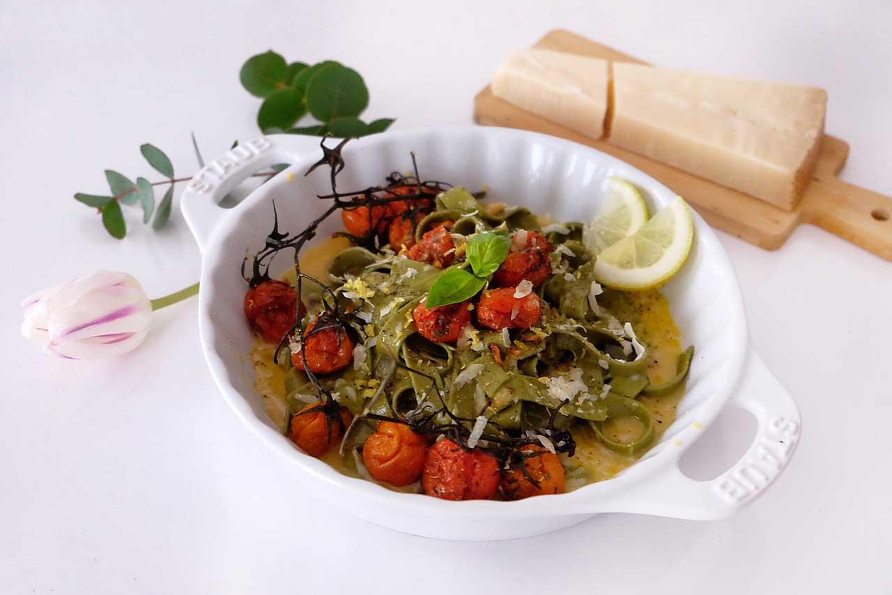 """La carbonara es un plato propio de la """"cucina"""" italiana"""