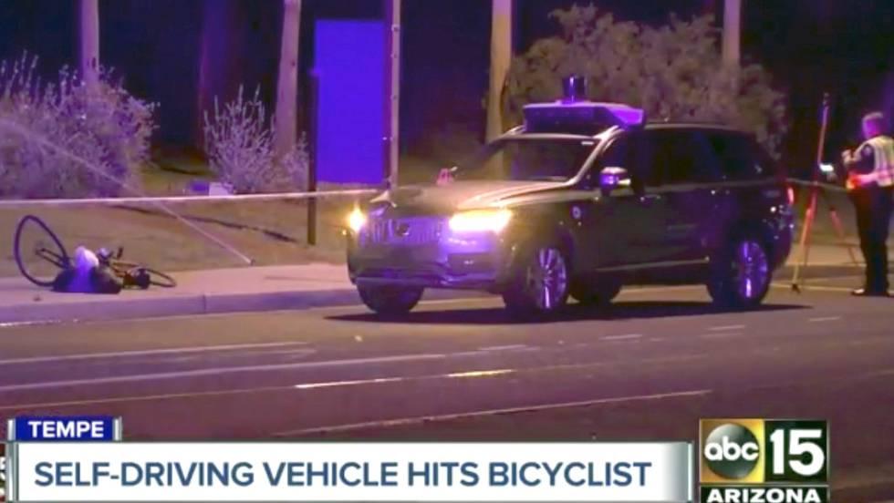 Uber está cooperando con las autoridades en dicho caso