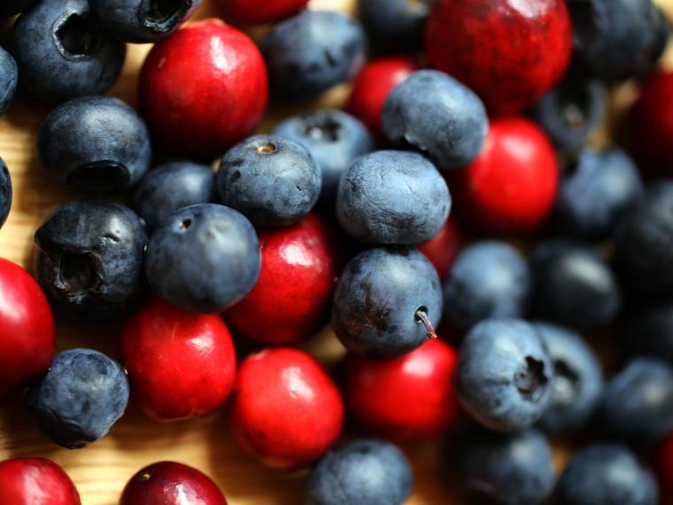 Los frutos rojos producen enzimas que pueden prevenir el cáncer