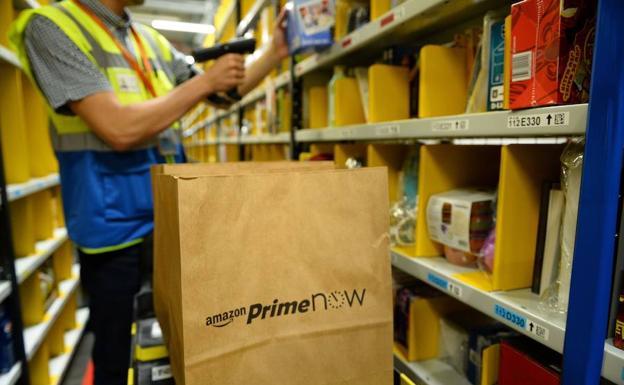 El pero afectará los envios de Amazon en españa