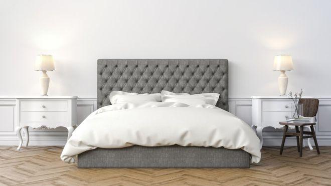 La cantidad de las bacterias que hay en nuestra cama es importante
