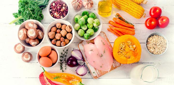 La dieta mediterránea previene que el cerebro mengüe con la edad