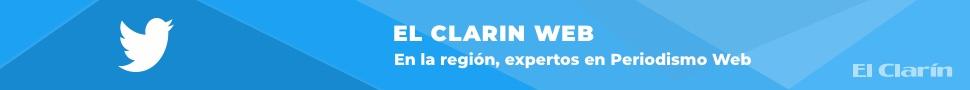 El Clarín Web. Síguenos en Twitter- Diario de la región central