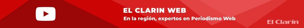 El Clarín Web. Síguenos en Youtube - Diario de la región central